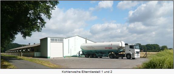 Horstmann Futterwagen